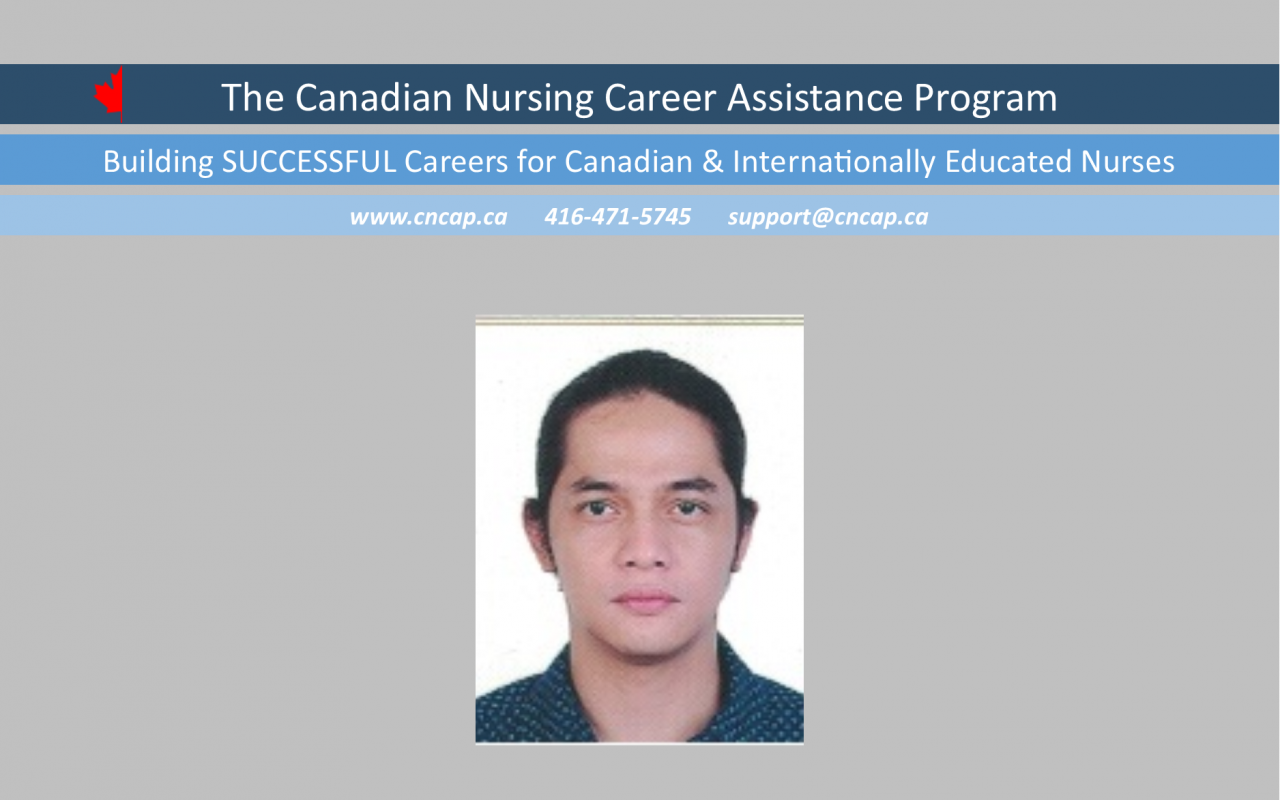 Benjamin De La Cruz, ARNAP Exam Review Course Calgary, Alberta